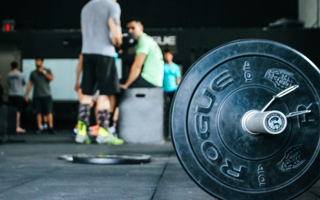 Acondicionamiento Muscular En Gimnasio (Serie De Rutinas)